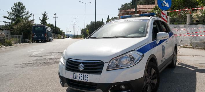 Περιπολικό/Φωτογραφία: Eurokinissi/ΓΙΩΡΓΟΣ ΚΟΝΤΑΡΙΝΗΣ