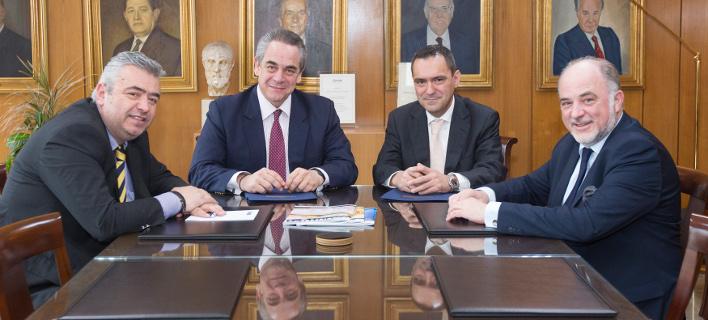 Συνεργασία ΕΒΕΑ–Πανεπιστημίου Πελοποννήσου για την προώθηση της νεοφυούς επιχειρηματικότητας