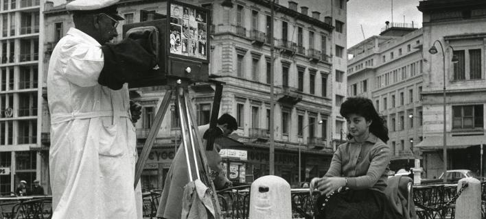 Ελλαδα,Κινηματογραφιστη,Suschitzky,Εικονες,Βιντεο,Πινακοθηκη