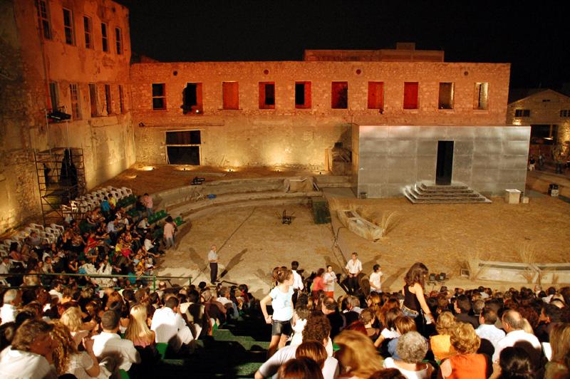 Αισχύλεια 2017 στην Ελευσίνα: θέατρο & συναυλίες σε ερειπωμένους βιομηχανικούς χώρους!!!δείτε το πρόγραμμα!