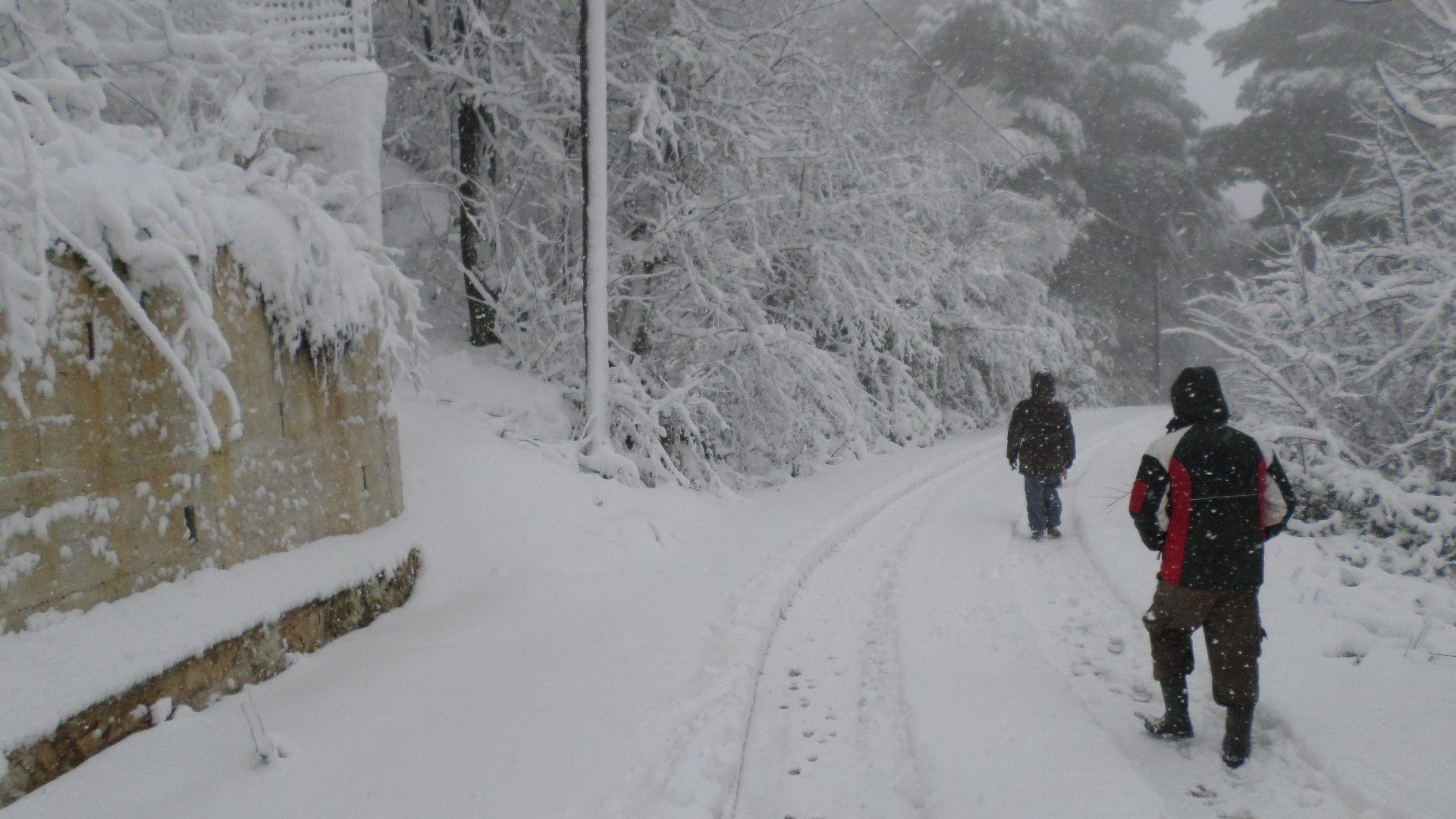Αποτέλεσμα εικόνας για Σκόπελος χιόνια