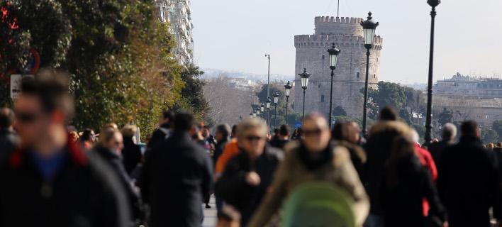 Η Θεσσαλονίκη πλημμύρισε Τούρκους το τριήμερο