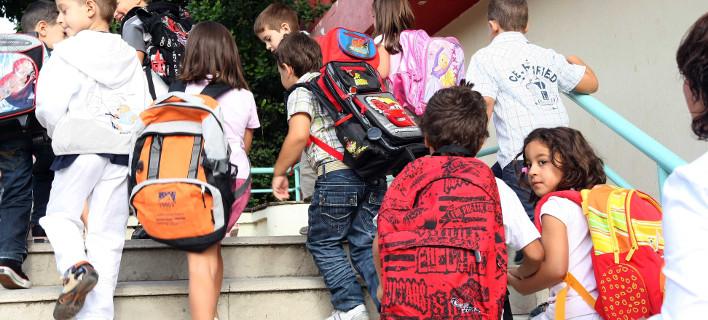 Περισσότερη μελέτη μέσα στο σχολείο, φωτογραφία: ΜΟΤΙΟΝΤΕΑΜ/ΒΑΣΙΛΗΣ ΒΕΡΒΕΡΙΔΗΣ