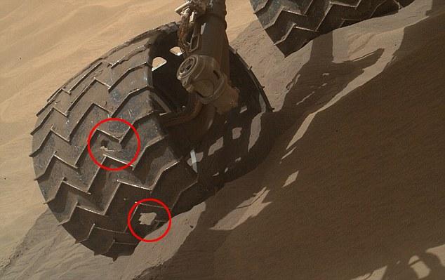 Κάτι τρέχει στον πλανήτη Αρη