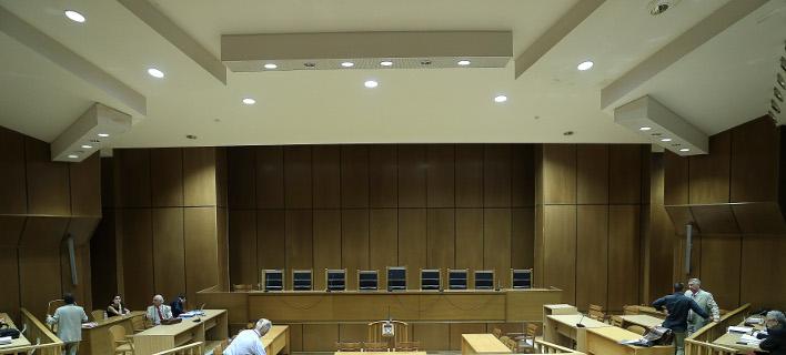 Δικαστήρια/ Φωτογραφία αρχείου  intime new