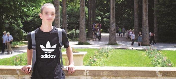 Ο 15χρονος μαθητής από την Αργυρούπολη