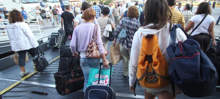 Ολα όσα πρέπει να γνωρίζει ο ταξιδιώτης, φωτογραφία: EUROKINISSI/ ΓΙΑΝΝΗΣ ΠΑΝΑΓΟΠΟΥΛΟΣ