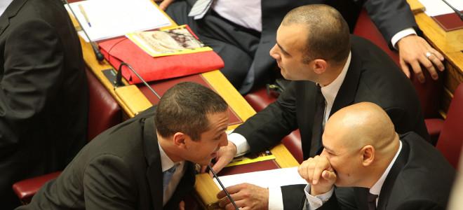 Υποπτοι για τέλεση νέων αδικημάτων Γερμενής και Ηλιόπουλος