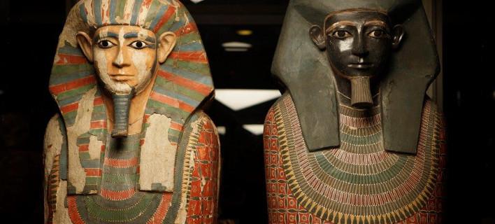 Εζησαν περίπου το 1800 π.Χ.  Φωτογραφία: University of Manchester