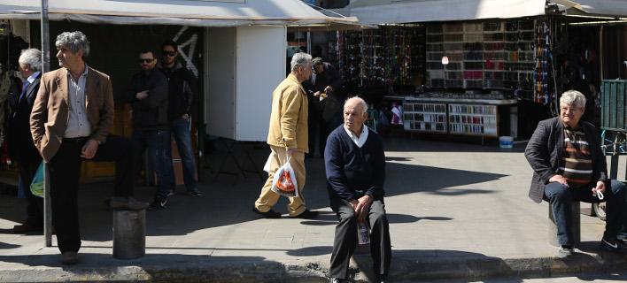 Συνταξιούχοι, φωτογραφία: intimenews ΛΙΑΚΟΣ ΓΙΑΝΝΗΣ