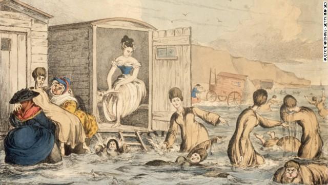 Η ιστορία του μαγιό από το 1825 μέχρι σήμερα