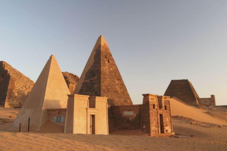 Σουδάν - Νουβία