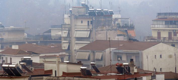 Η ποιότητα του αέρα στην Πάτρα είναι ανάλογη με αυτή των άλλων μεγάλων ελληνικών πόλεων, φωτογραφία αρχείου: eurokinissi
