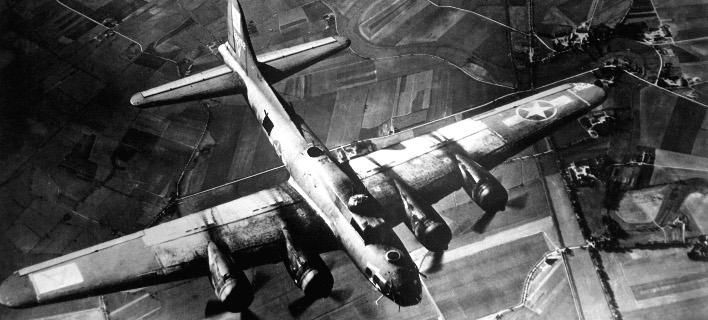 Οι βομβαρδισμοί άφησαν το αποτύπωμά τους
