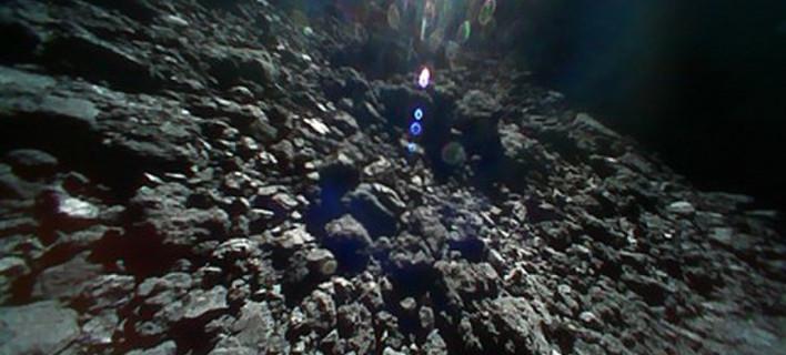 Επιτόπιες παρατηρήσεις αστεροειδούς