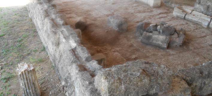 Αμφίπολη δεν είναι μόνο ο Τύμβος Καστά -Είναι το φαράγγι, τα σπήλαια, το γυμνάσιο του 4ου π.Χ. αι. [εικόνες]
