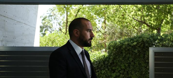 Δ. Τζανακόπουλος/Φωτογραφία: SOOC