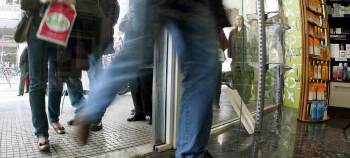 Σύνθημα: Ο φαρμακοποιός σας είναι στη διάθεσή σας, φωτογραφία αρχείου: eurokinissi