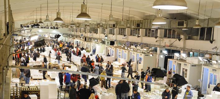 Επαγγελματίες ψαράδες θα κάνουν επίδειξη τεχνικών ψαρέματος, φωτογραφία: EUROKINISSI/STUDIO KOMINIS