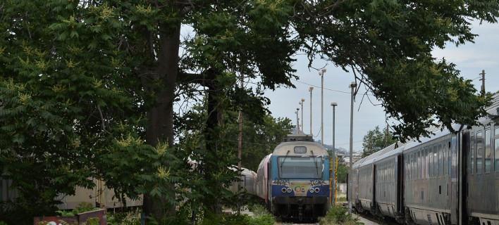 Τρένο/ Φωτογραφία intime news