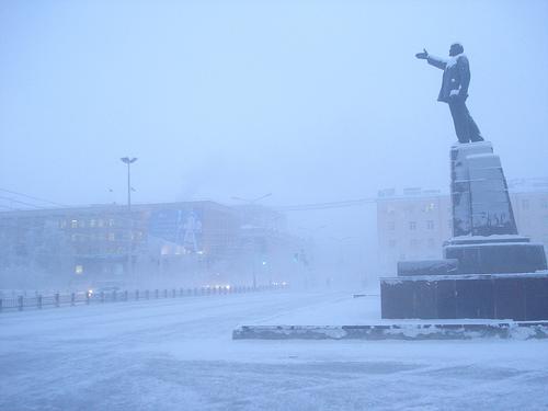 Η πιο κρύα πόλη του κόσμου ζει στους -50C -Το παγωμένο Γιακούτσκ της Σιβηρίας με 200.000 κατοίκους | iefimerida.gr 0