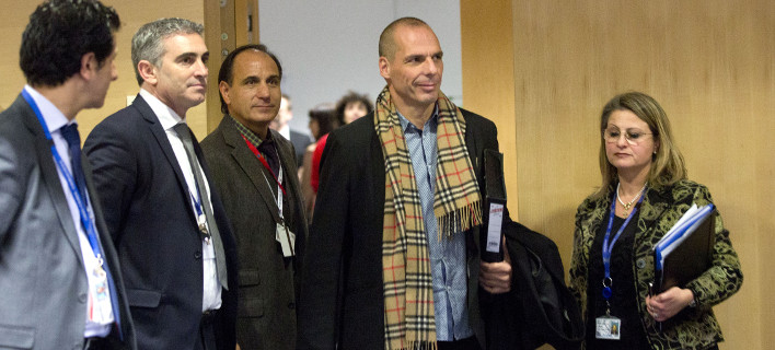 Bloomberg: Aυτά είπε ο Βαρουφάκης στο Eurogroup -Τέσσερις αρχές για συμφωνία