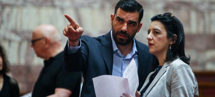 Ο Πέτρος Κωνσταντινέας /Φωτογραφία intime news