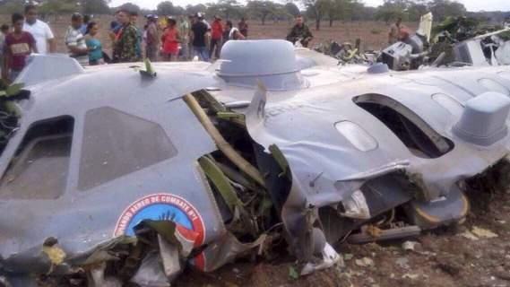 Κολομβία: Νεκροί & οι 10 επιβαίνοντες σε στρατιωτικό ελικόπτερο που κατέπεσε από άγνωστη αιτία