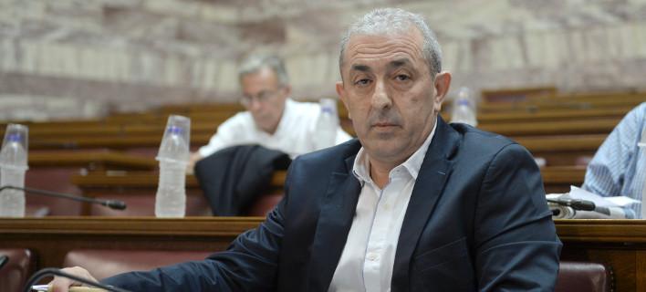 Ο βουλευτής ΣΥΡΙΖΑ, Σωκράτης Βαρδάκης/ Φωτογραφία intime news