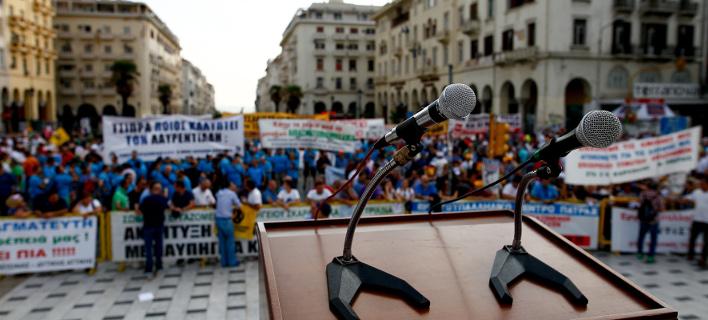 Ετοιμάζουν συνεντεύξεις τύπου και συσκέψεις, Φωτογραφία: intimenews ΧΗΡΑΣ ΑΧΙΛΛΕΑΣ