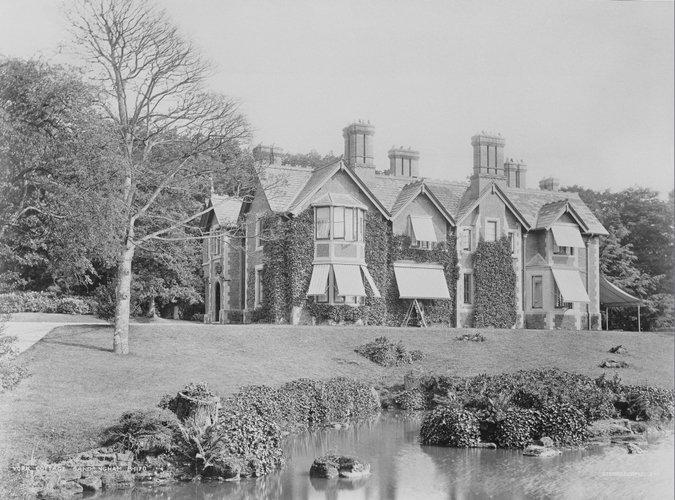 Το York Cottage στις αρχές του 20ου αιώνα