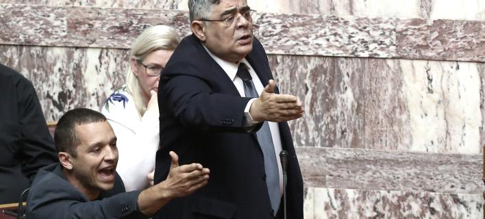 ΣΥΡΙΖΑ: Η χώρα πρέπει να ξεβρομίσει από την εγκληματική συμμορία Χρυσή Αυγή