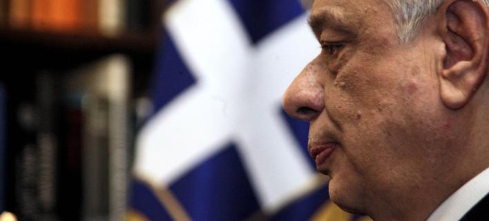 Μήνυμα Παυλόπουλου για την 25η: Η Ελλάδα δεν νοείται εκτός Ευρώπης
