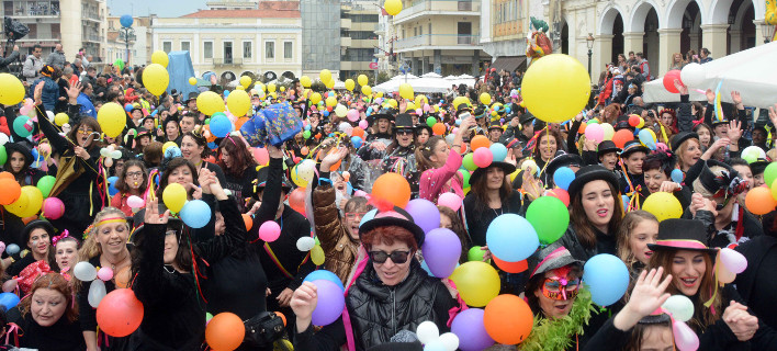 30.000 καρναβαλιστές και 100% πληρότητα στα ξενοδοχεία το Σαββατοκύριακο