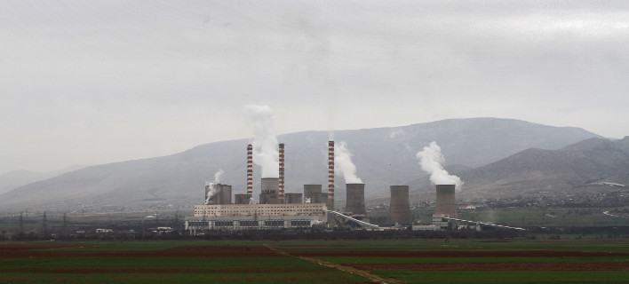 Βασικός υπαίτιος για την υπερθέρμανση του πλανήτη, φωτογραφία: eurokinissi