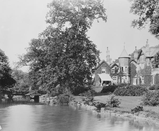 Το York Cottage το 1905