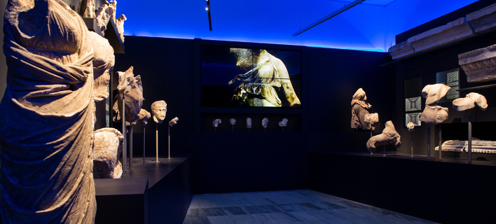 eurokinissi: Αρχαιολογικό μουσείο Τεγέας