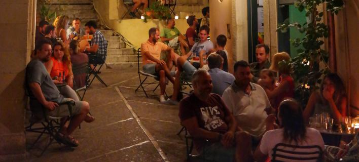 Σε Αθήνα, Μύκονο, Θεσσαλονίκη, Φωτογραφία: eurokinissi