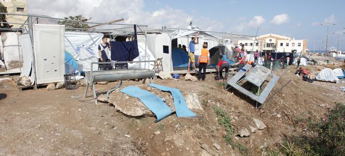 Κατατίθεται τροπολογία για αποζημίωση των κατοίκων Χίου από το προσφυγικό κύμα