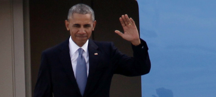 Βολές από την Zeit: O Ομπάμα υποστηρίζει την Ελλάδα λόγω της γεωστρατηγικής της θέσης