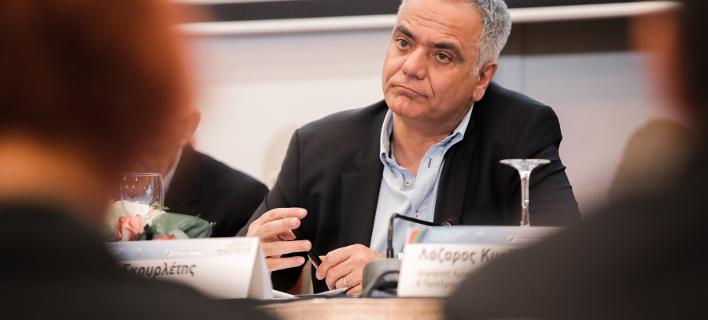 Σκουρλέτης: Αλλο η κατάτμηση της Β' Αθήνας και άλλο η ψήφος Ελλήνων του εξωτερικού
