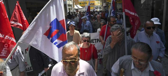 Στις 10π.μ.στην Πλατεία Εθνικής Αντίστασης φωτογραφία: intimenews