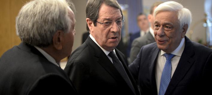 Θα συναντηθεί με τον Πρόεδρο Αναστασιάδη, Φωτογραφία: intimenews ΣΤΑΜΑΤΕΛΛΗΣ ΠΑΝΑΓΙΩΤΗΣ