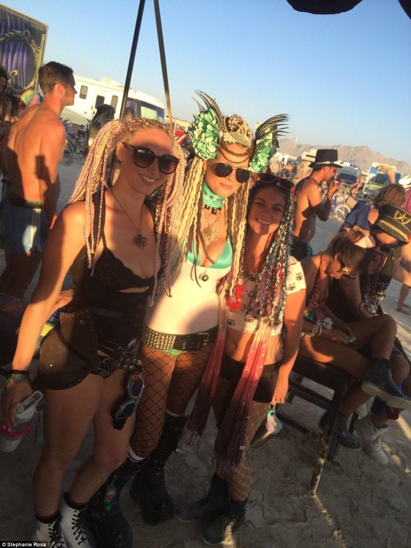 Burning Man Festival: Τα σύγχρονα Σόδομα και Γόμορα - Οργια μέσα στην έρημο [εικόνες & βίντεο] | iefimerida.gr 9