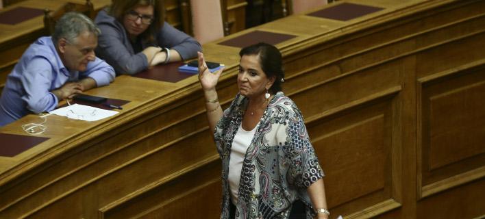 Μπακογιάννη: Τριετές πισωγύρισμα για την Ελλάδα -Χάσαμε 3,5 χρόνια και φορτωθήκαμε 100 δισ. ευρώ