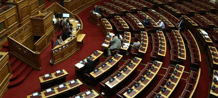 Βουλή/ Φωτογραφία intime news