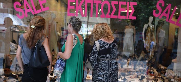 Ερευνα: Μόνο στις τουριστικές περιοχές ψώνισαν οι καταναλωτές την περίοδο των εκπτώσεων   Πηγή: Ερευνα: Μόνο στις τουριστικές περιοχές ψώνισαν οι καταναλωτές την περίοδο των εκπτώσεων | iefimerida.gr
