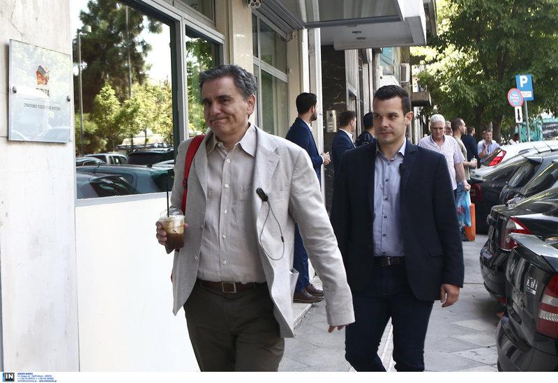 Το οικονομικό επιτελείο θα καθορίσει τις φοροελαφρύνσεις που θα εξαγγείλει ο πρωθυπουργός από τη ΔΕΘ -Φωτογραφίες: Intimenews/ΤΖΑΜΑΡΟΣ ΠΑΝΑΓΙΩΤΗΣ