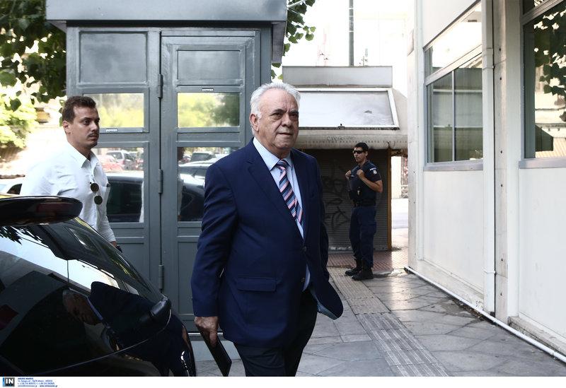 Ο αντιπρόεδρος της κυβέρνησης και υπουργός Οικονομίας Γιάννης Δραγασάκης