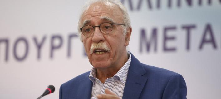 Ο Δημήτρης Βίτσας/ Φωτογραφία intime news